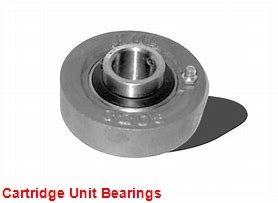 QM INDUSTRIES QVVMC13V055SB  Cartridge Unit Bearings