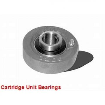 QM INDUSTRIES QAAMC18A090SET  Cartridge Unit Bearings