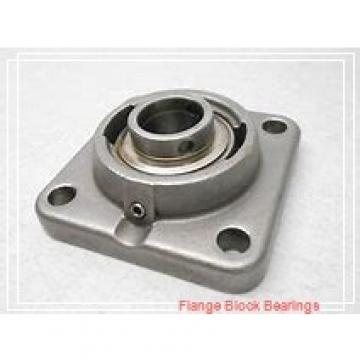 QM INDUSTRIES QVVFB22V100SEN  Flange Block Bearings