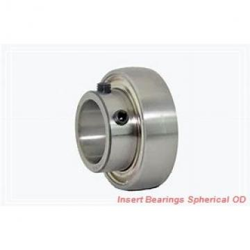 INA GE75-KRR-B3  Insert Bearings Spherical OD