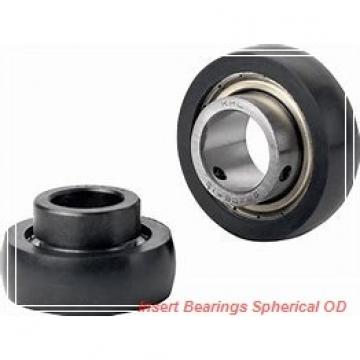 DODGE INS-SCM-115-FF  Insert Bearings Spherical OD