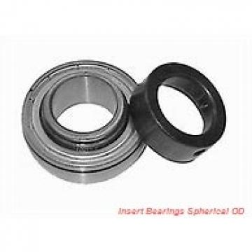 DODGE INS-UN2-107R  Insert Bearings Spherical OD