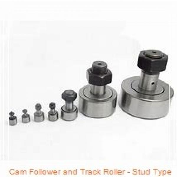 IKO CF8VUUR  Cam Follower and Track Roller - Stud Type #1 image