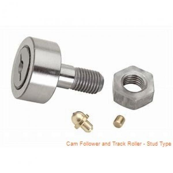 IKO CF12-1VR  Cam Follower and Track Roller - Stud Type #2 image