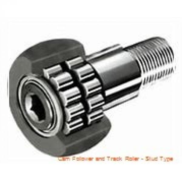 IKO CF8VR  Cam Follower and Track Roller - Stud Type #1 image