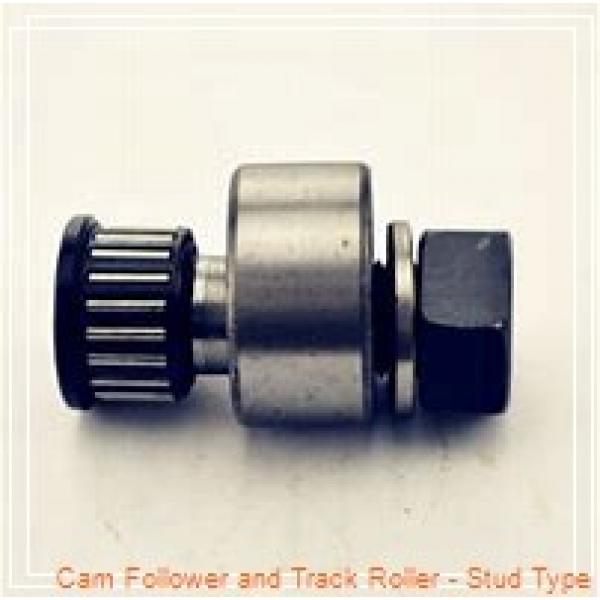 IKO CF8R  Cam Follower and Track Roller - Stud Type #1 image
